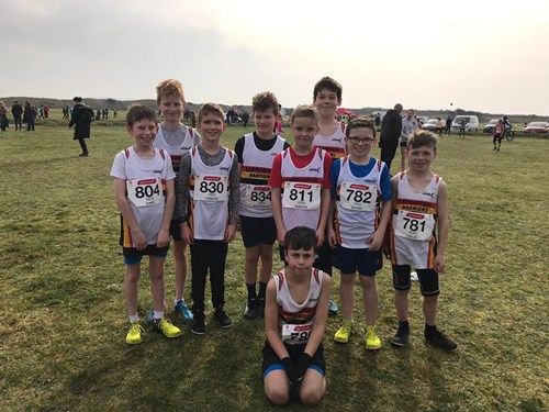 Welsh Athletics Cross Country Championships 1