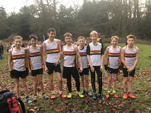 Gwent Cross Country 4